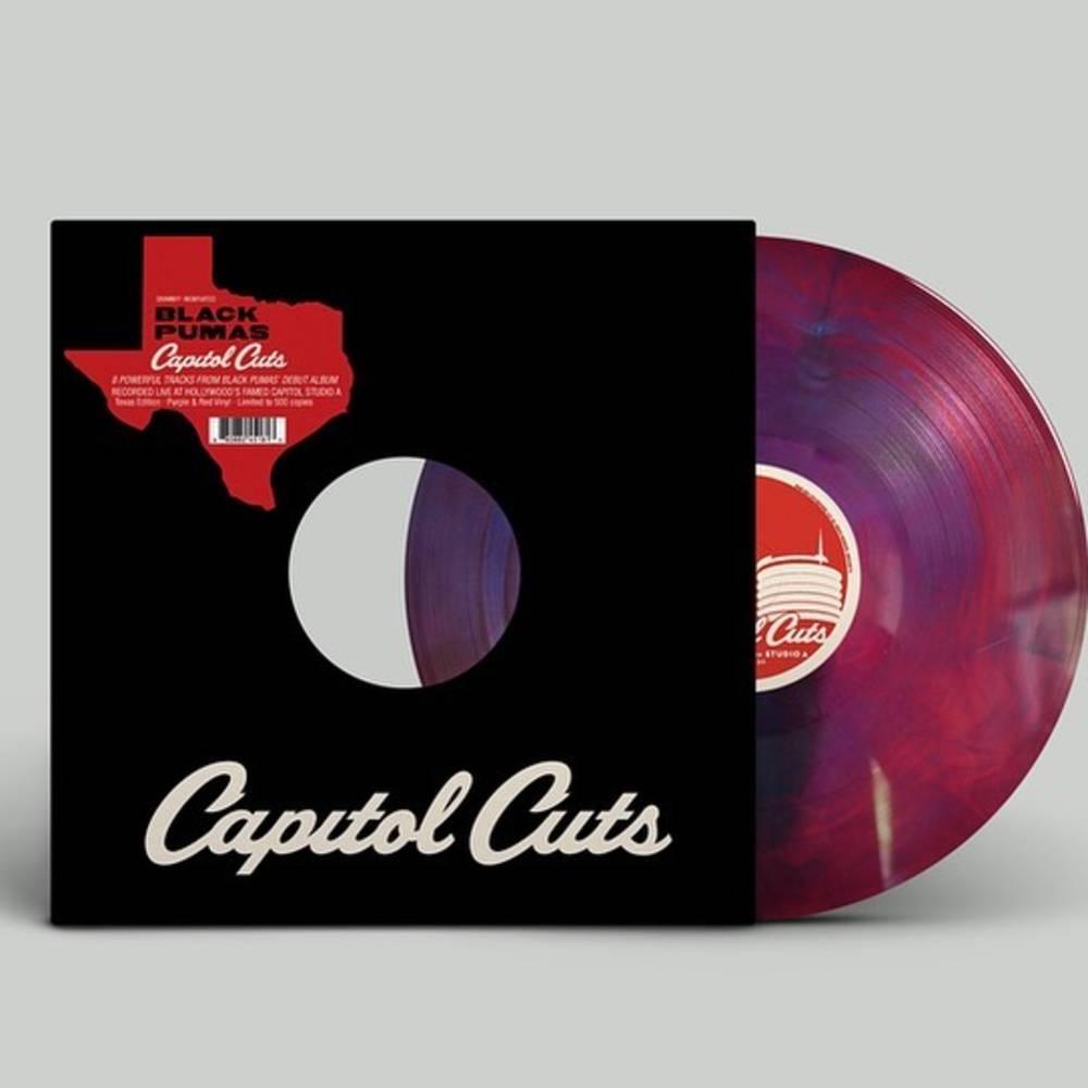 Black Pumas - Capitol Cuts: Live From Studio A [Texas Edition]