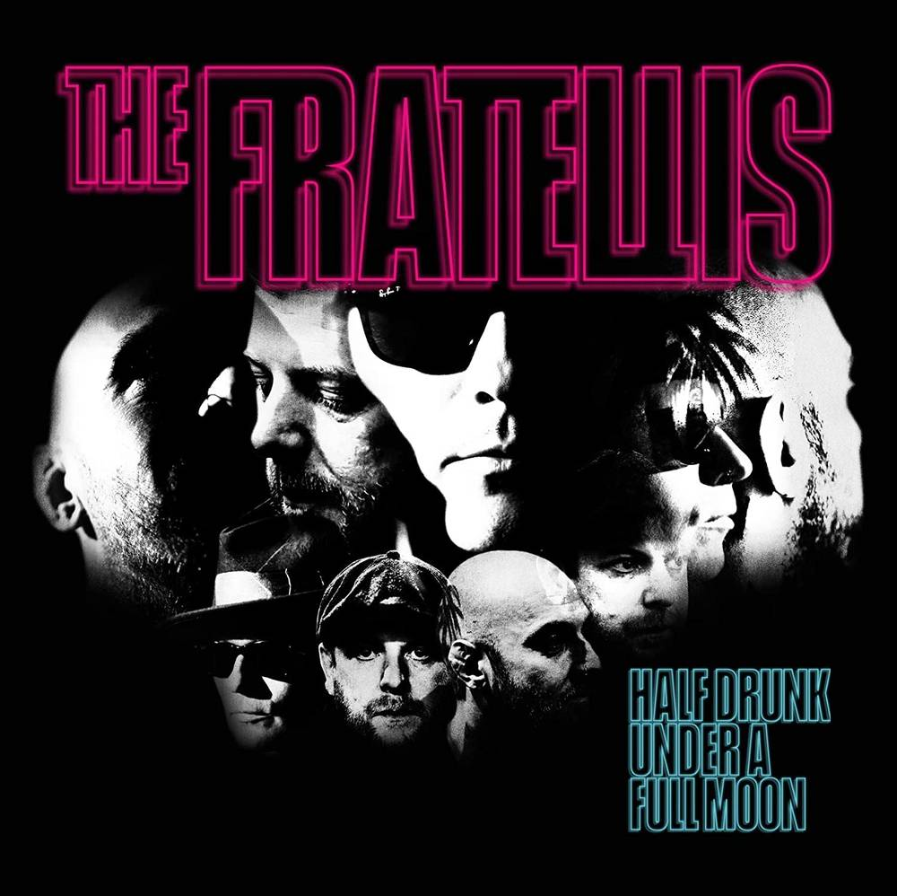 The Fratellis - Half Drunk Under A Full Moon [LP]