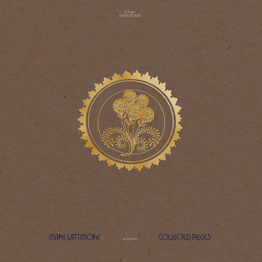 Mary Lattimore - Collected Pieces: 2015-2020 [Gold Ripple 2LP]