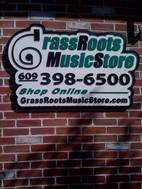 Grass Roots Music Store