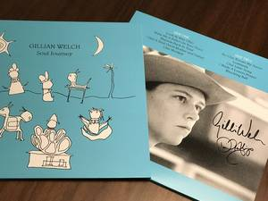 ENTER TO WIN A COPY OF SOUL JOURNEY AUTOGRAPHED BY GILLIAN WELCH AND DAVID RAWLINGS