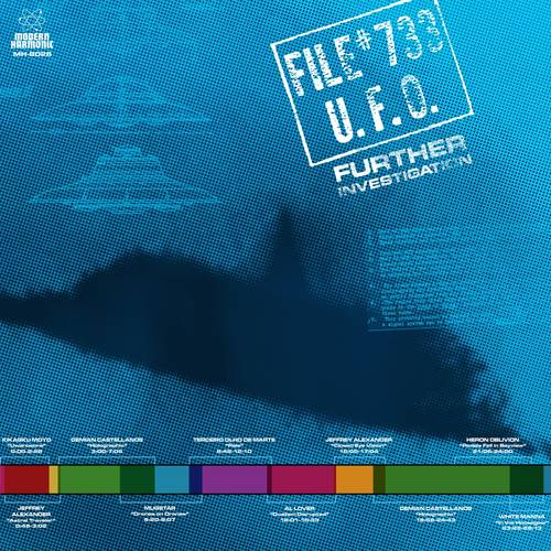 File #733 U.F.O. - Further Investigation [RSD BF 2019]