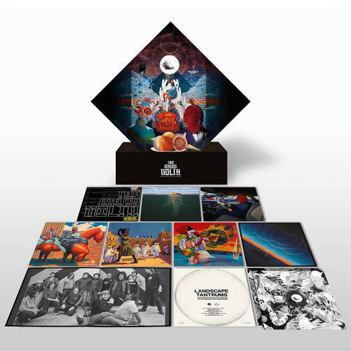 Mars Volta - Realidad De Los Suenos [Limited Edition 18LP Box Set]