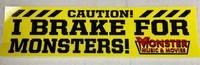 Monster Music - STICKER-I BRAKE