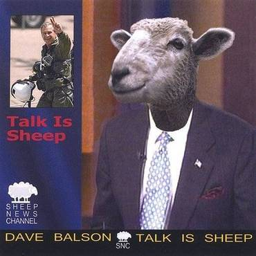 Talk Is Sheep *
