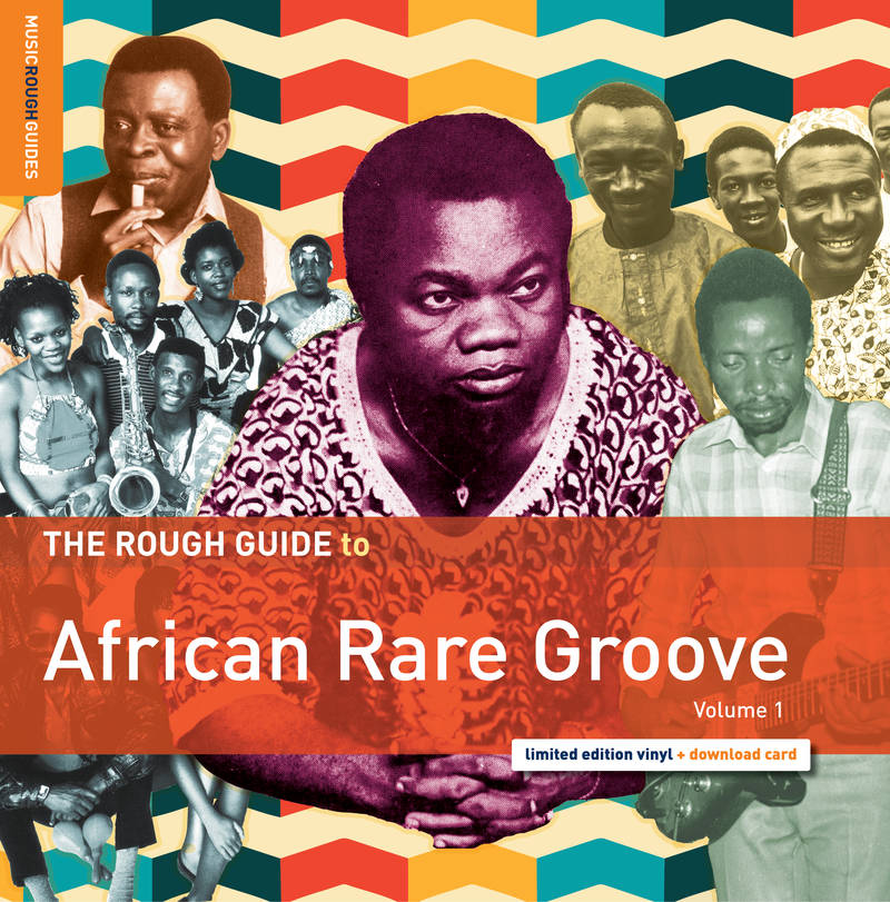 ROUGH GUIDE ROUGH GUIDE TO AFRICAN RARE GROOVE