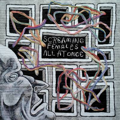 Screaming Females - All At Once [Indie Exclusive Limited Edition Deluxe 3LP]