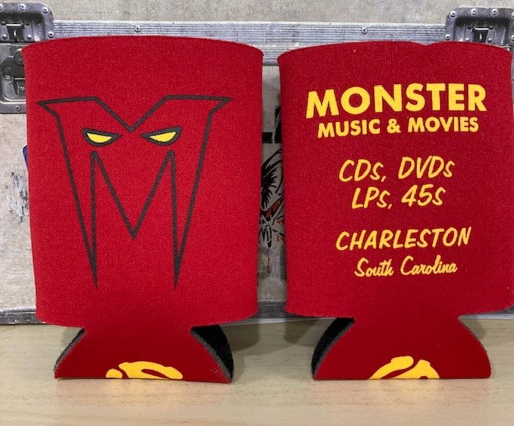 Monster Music - Koozie