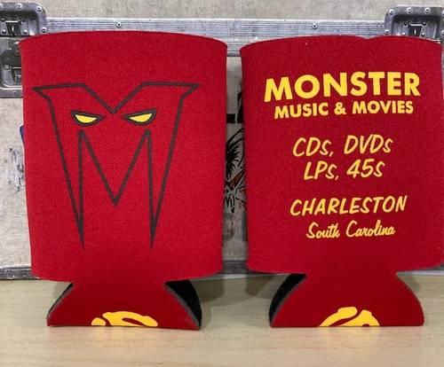 Monster Music - Koozie