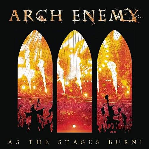 As The Stages Burn! [Limited Edition LP+DVD]