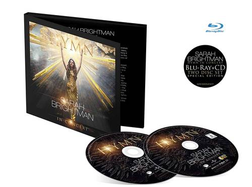 Hymn In Concert [CD/Blu-ray]