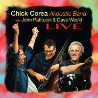 Chick Corea Akoustic Band - Live [2CD]