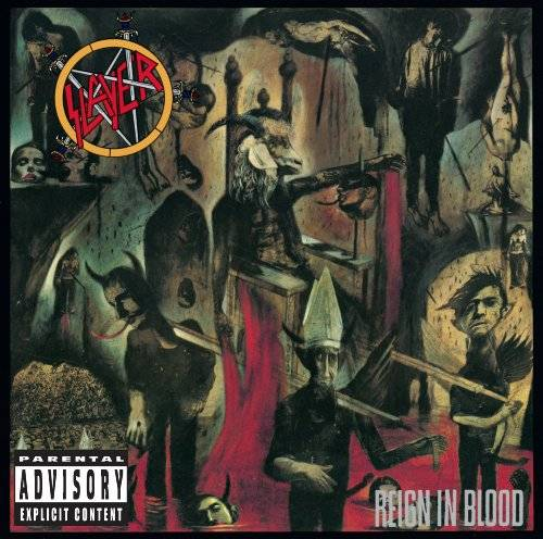 Reign In Blood [Vinyl]