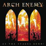 Arch Enemy - As The Stages Burn! [Limited Edition CD+DVD]