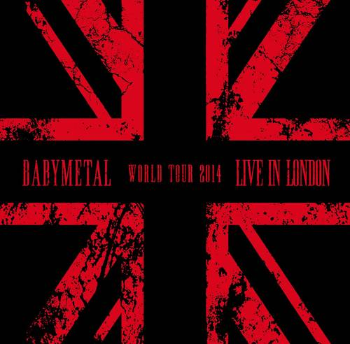 BABYMETAL - Live In London (Babymetal World Tour 2014) [Import 5LP]