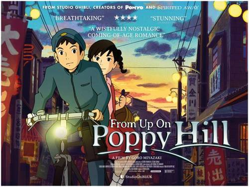 From Up On Poppy Hill [Movie]