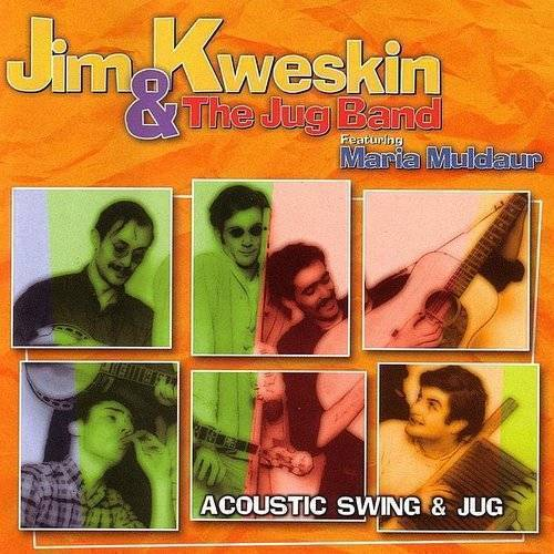 Acoustic Swing-Vanguard Sessio