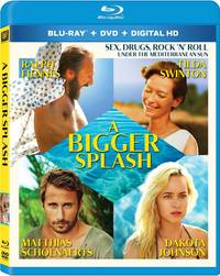 A Bigger Splash [Movie] - A Bigger Splash