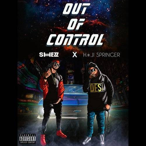 Out Of Control - Single