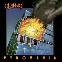 Def Leppard - Pyromania [Limited Edition Red LP]