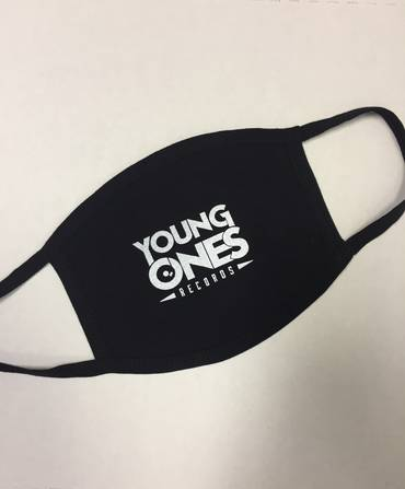 Young Ones Records Face Mask