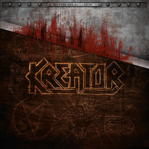 Kreator - Under The Guillotine [Grey w/Red Splatter 2LP]