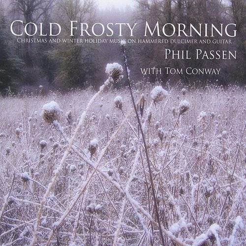 Cold Frosty Morning: Christmas