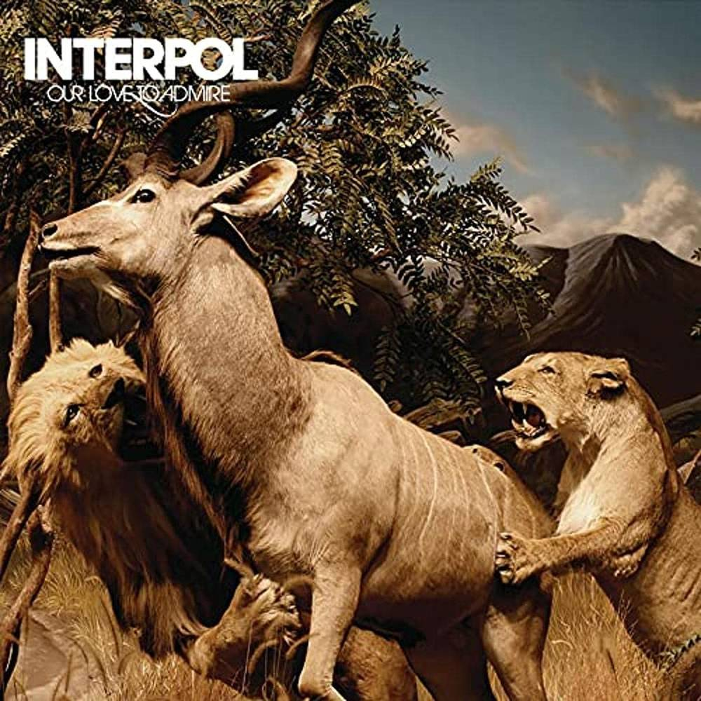 Interpol - Our Love To Admire [LP]