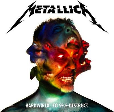 Metallica - Hardwired...To Self-Destruct [2CD]