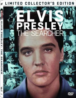 Elvis Presley: The Searcher [Limited Edition DVD]