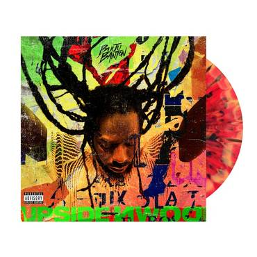 Upside Down 2020 [Red/Orange/Black Splatter 2LP]