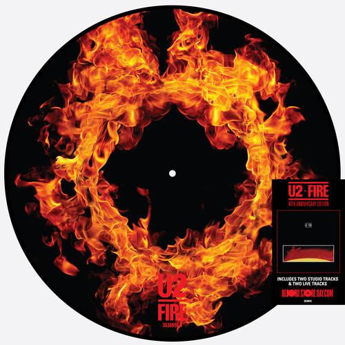 U2 - Fire (40th Anniversary Edition) [RSD Drops 2021]