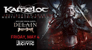 Enter to win tickets to see Kamelot!