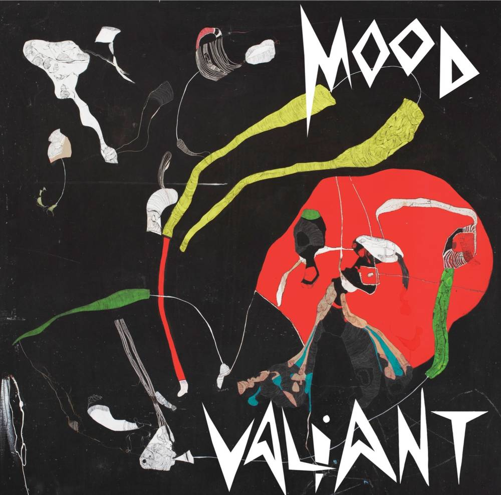 Hiatus Kaiyote - Mood Valiant [Indie Exclusive Limited Edition Red & Black Inkspot LP]