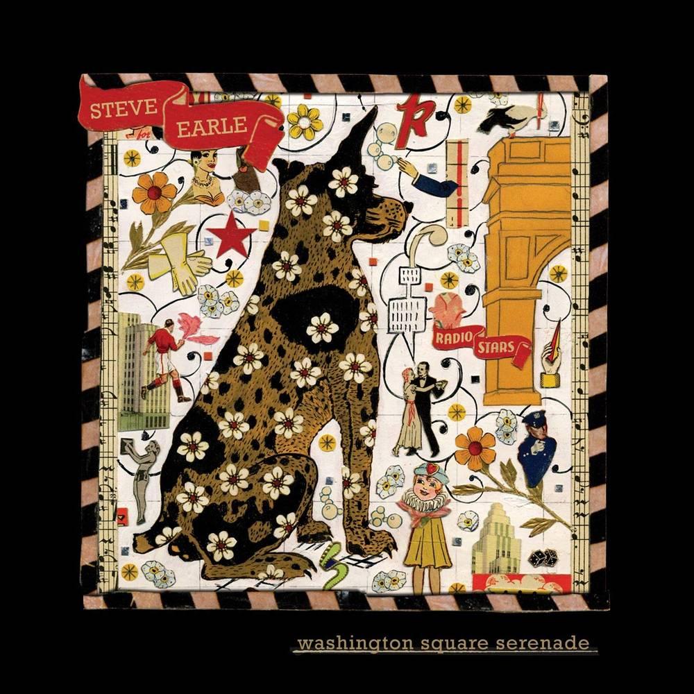 Steve Earle - Washington Square Serenade [Limited Edition Metallic Gold LP]