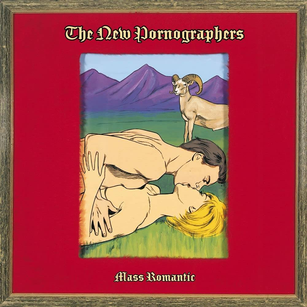 The New Pornographers - Mass Romantic [Limited Edition Red LP]