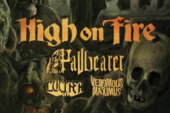 Win Tickets To High On Fire At Neumos!