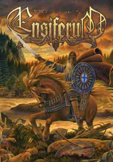 ENSIFERUM POSTER FLAG