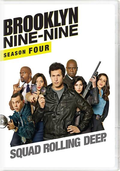 Brooklyn Nine-Nine [TV Series] - Brooklyn Nine-Nine: Season Four