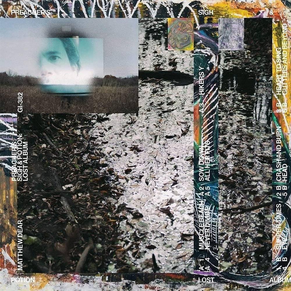 Matthew Dear - Preacher's Sigh & Potion: Lost Album [Limited Edition Yellow & Black Marble LP]