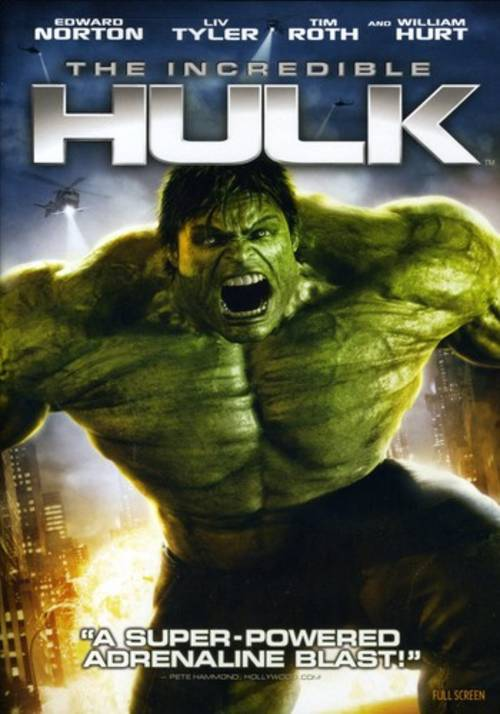 Incredible Hulk (2008) / (Full Dub Sub Dvs Ac3)