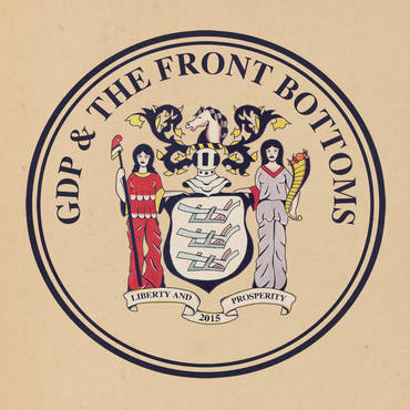 The Front Bottoms/GDP split single