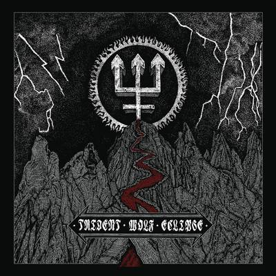 Watain - Trident Wolf Eclipse [Red LP]