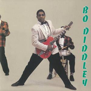 Bo Diddley (Blue) (Colv)