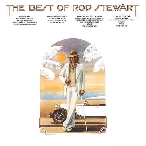 THE BEST OF ROD STEWART