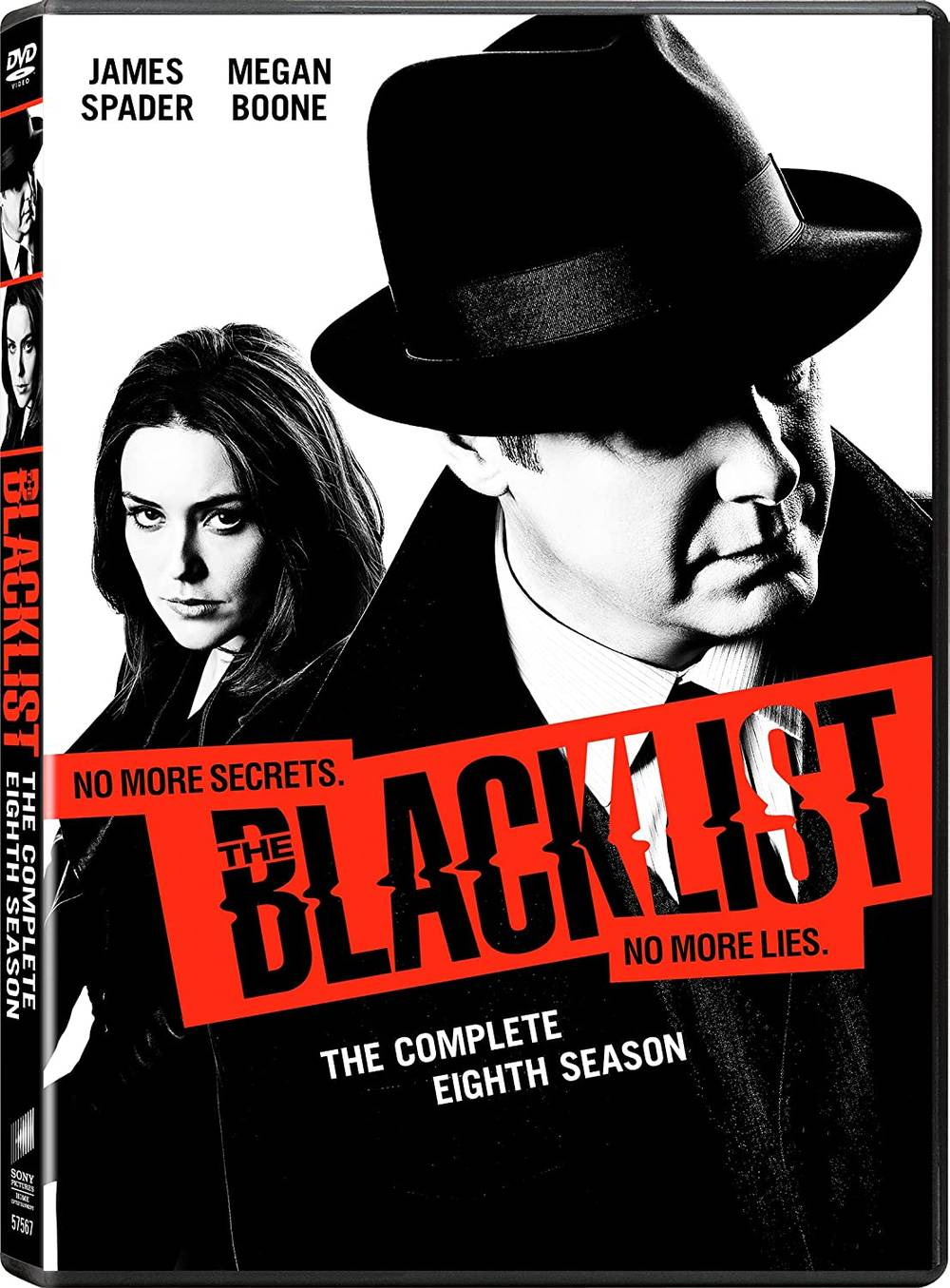 The Blacklist [TV Series] - The Blacklist: The Complete Eighth Season