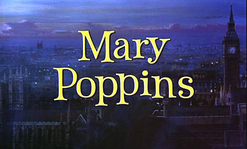 Mary Poppins [Movie]