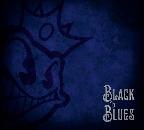 Black To Blues EP [Vinyl]
