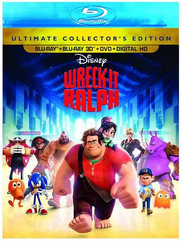 Wreck-It Ralph [Ultimate Collector's Edition]