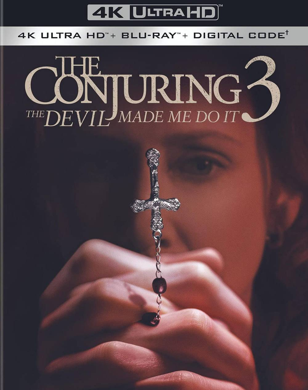 The Conjuring [Movie] - The Conjuring 3: The Devil Made Me Do It [4K]